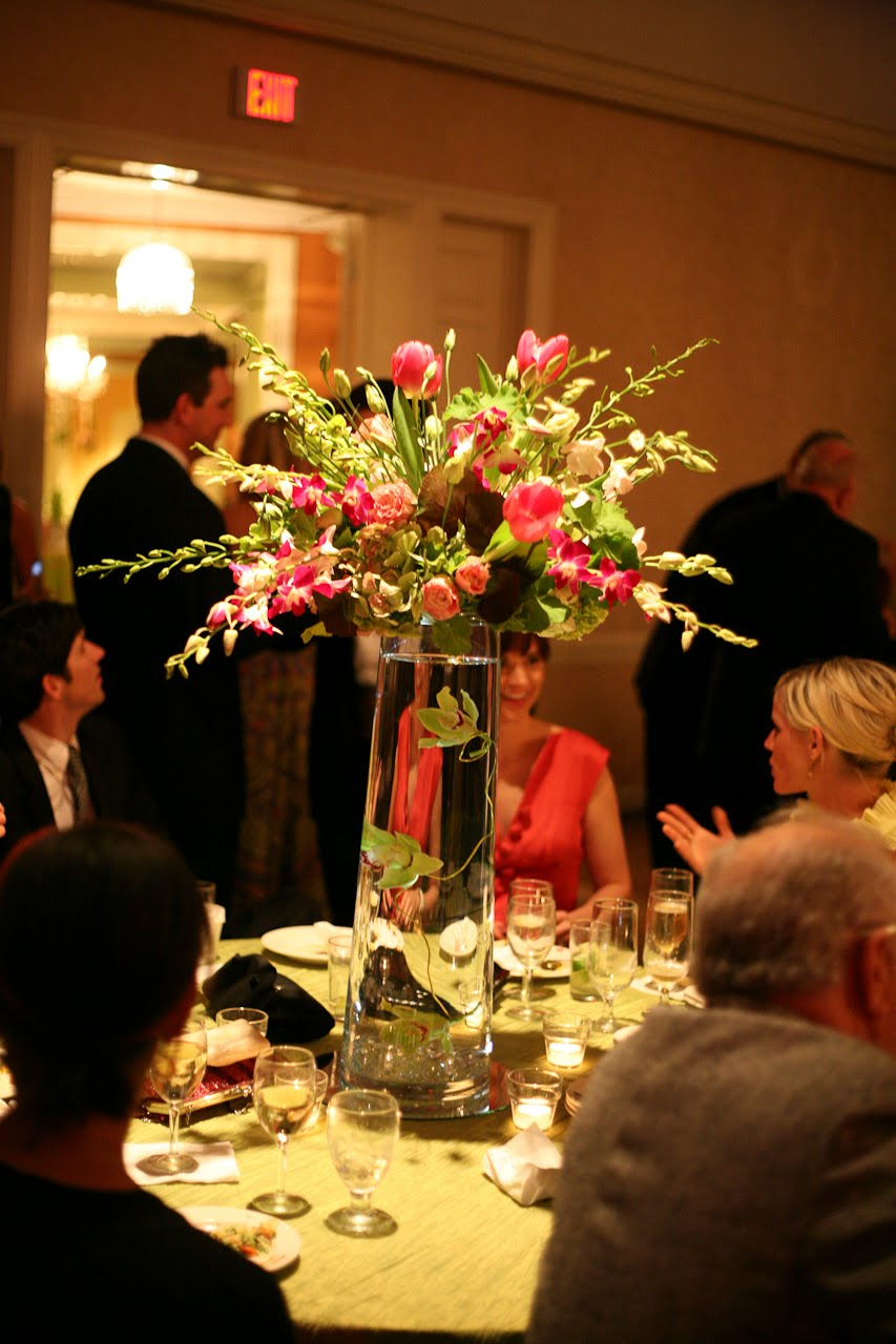 about tall centerpieces