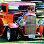 Hot Rod by Carleen Corrie - Transportation Automobiles ( car, customised, photograph, automobile, transportation )