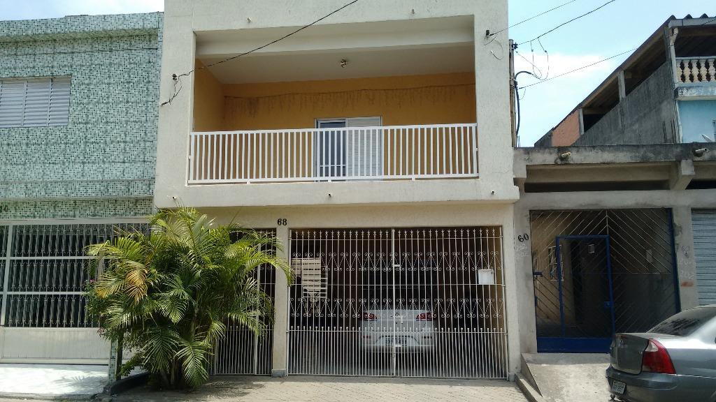 Casa Sobrado à venda, Jardim Marpu, São Paulo