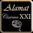 Cinema XXI Alamat