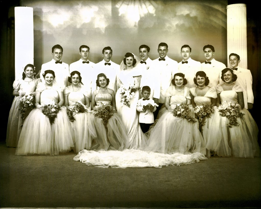 1950 s wedding dresses