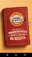 Screenshot of Comida di Buteco 2015