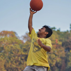 by Allama Nandi - Sports & Fitness Basketball ( basketball )