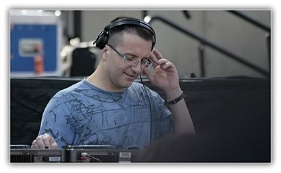 John Acquaviva - New School (Proton radio) (16 Mar. 2010)