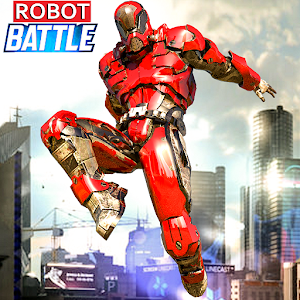 Futuristic Robot Battle : Flying Car War For PC / Windows 7/8/10 / Mac – Free Download
