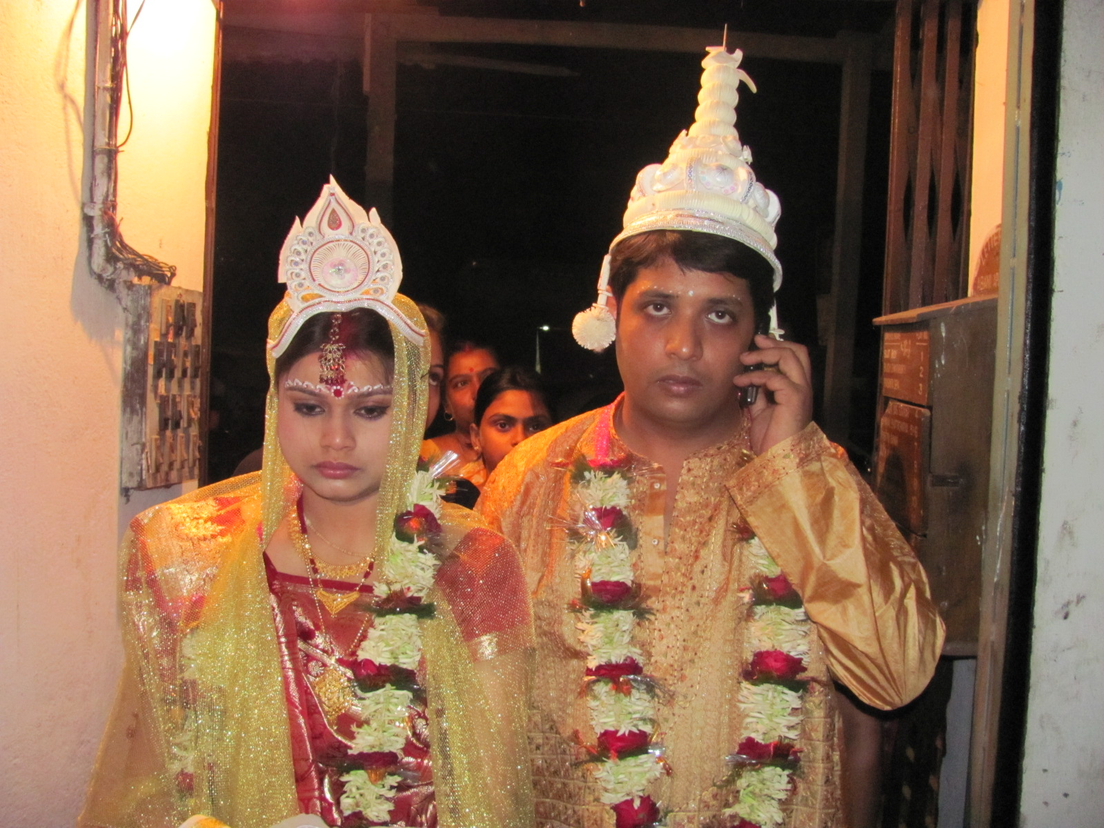 of a Bengali Wedding
