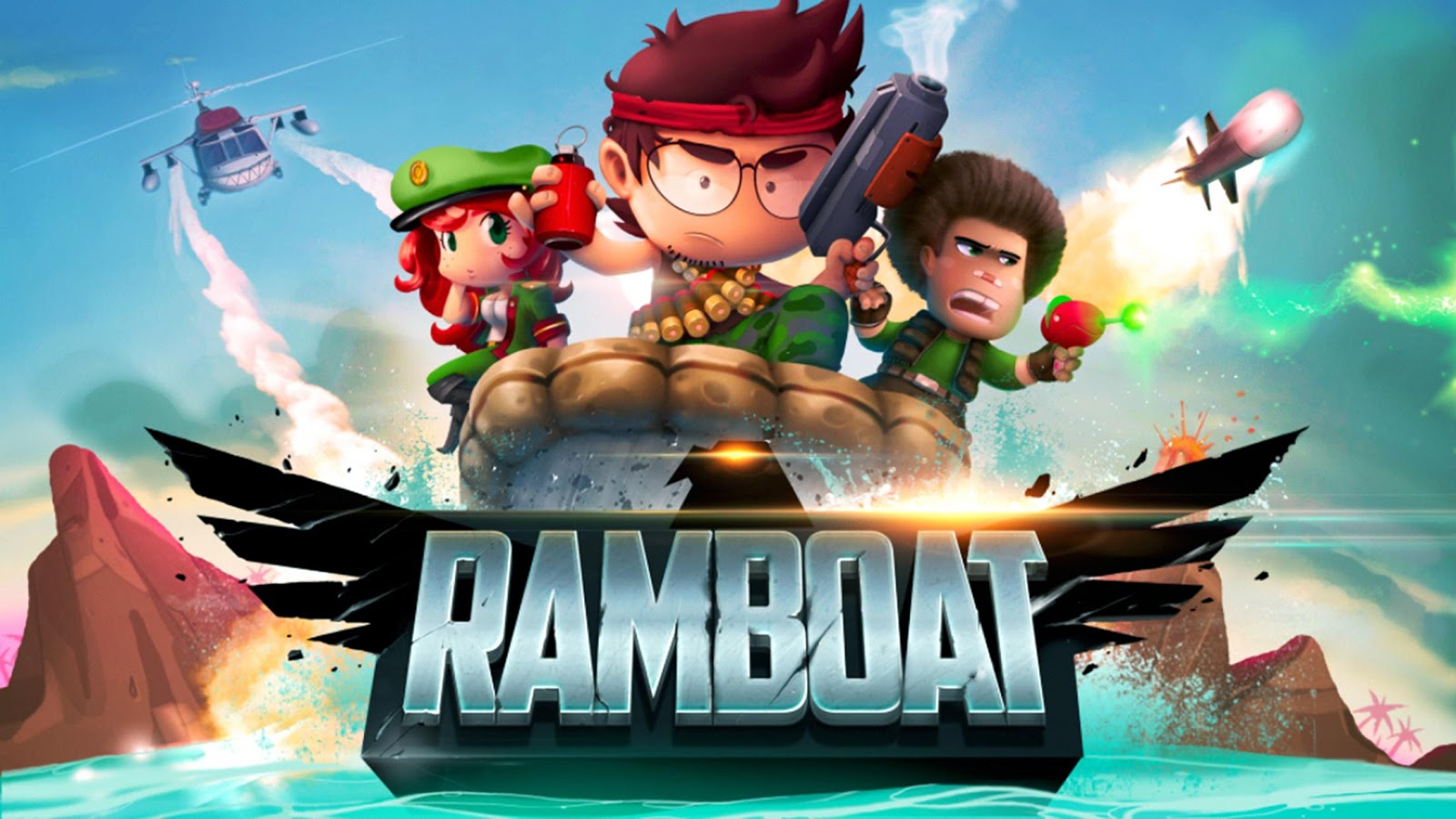 Ramboat: Shoot and Dash Screenshot 5