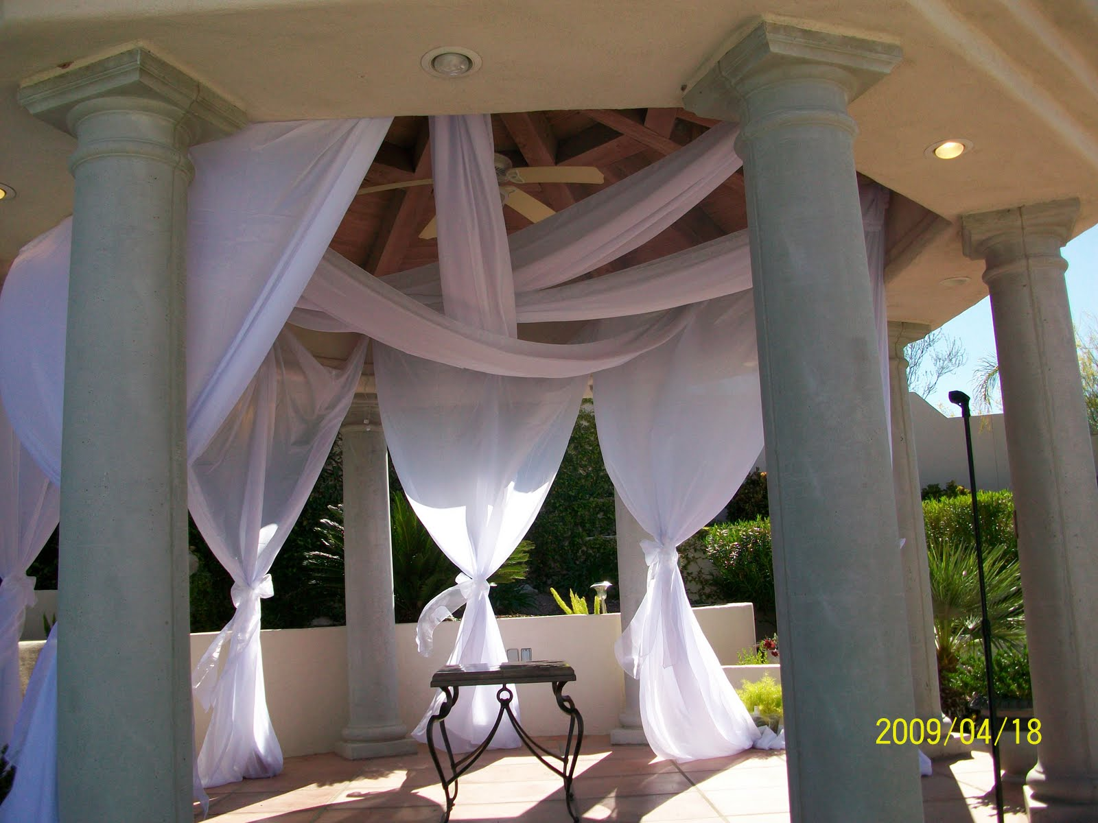 gazebo wedding ideas