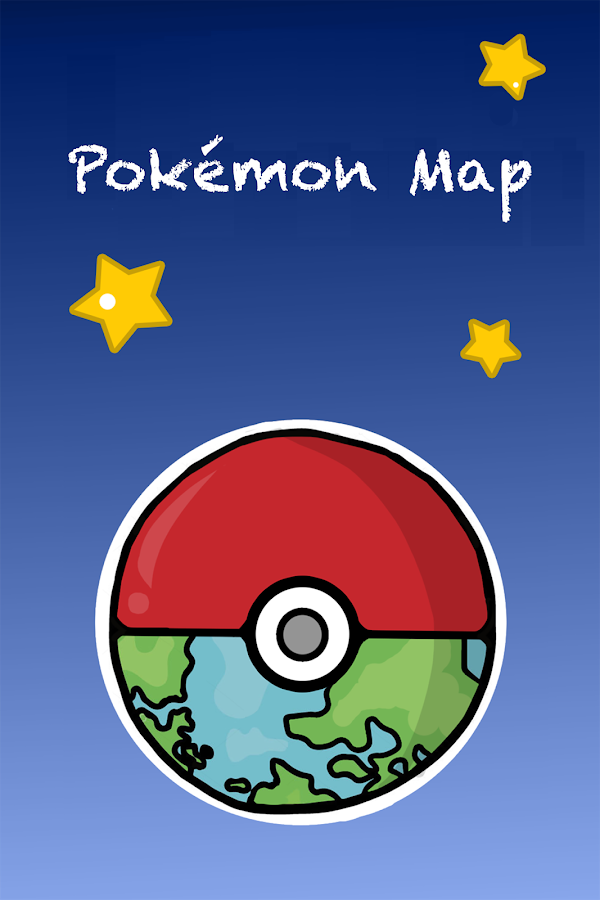 Map for Pokemon Go: PokemonMap Screenshot