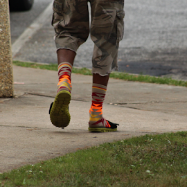 Wild Socks by Terry Linton - Artistic Objects Clothing & Accessories (  )