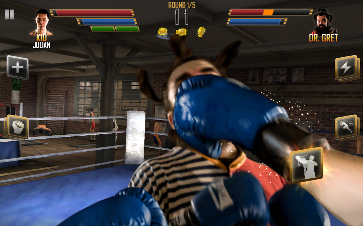 Boxing Combat Screenshot 6