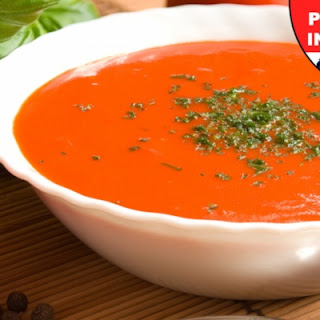 The Chew's Creamy Tomato Soup