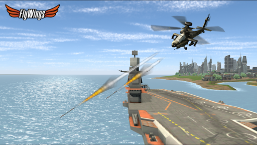 Helicopter Simulator 2015 HD - screenshot