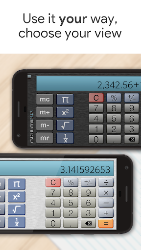 Calculator Plus Free screenshot 4