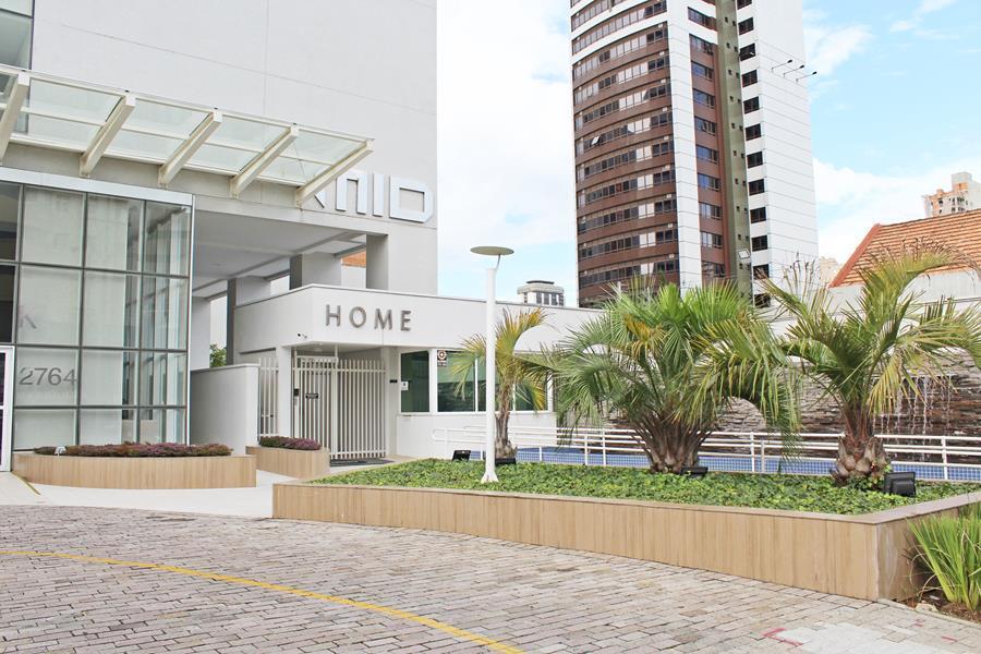 Studio residencial para locação, Centro, Curitiba