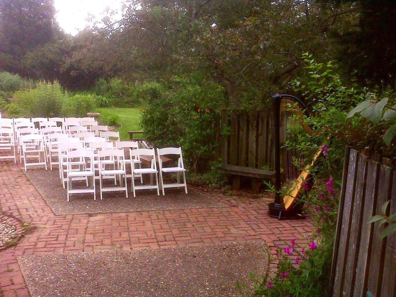 had two wedding ceremonies