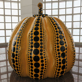 Polly Dot Pumpkin by Dennis  Ng - Artistic Objects Other Objects (  )
