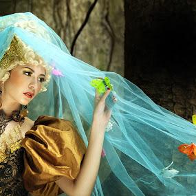 Duchess Of Buckingham by Deddy  Heruwanto - People Fashion