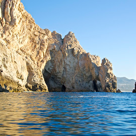 Cabo San Lucas by Johnnie Ngoon - Landscapes Travel ( relax, tranquil, relaxing, tranquility )
