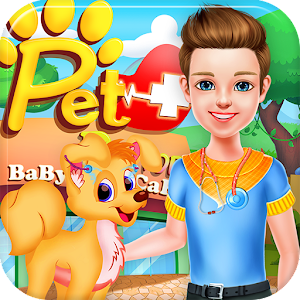 Pet Doctor - Baby Dog Care