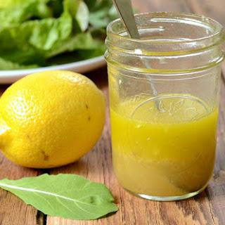 Citrus Lime Vinaigrette Recipes