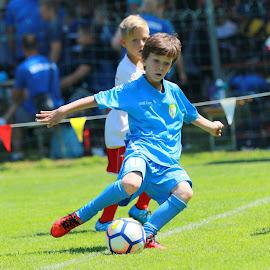 by Igor Martinšek - Sports & Fitness Soccer/Association football ( u8 jan oblak tournament )