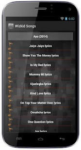 Wizkid Songs - screenshot