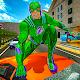 Flash Super Light Hero Modern Crime City Battle