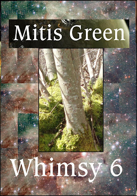 WHIMSY 6 - six flash fiction (very short) scifi stories