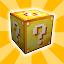 Lucky block Mod for MCPE
