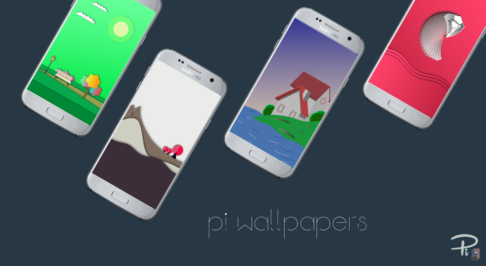 pi wallpapers  Screenshot