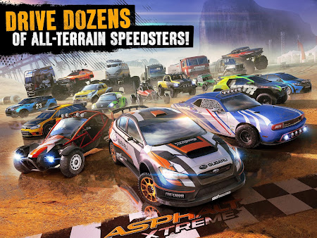 Asphalt Xtreme: Rally Racing 1.3.2a screenshot 1372762