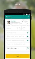 Screenshot of ABN AMRO Mobiel Bankieren