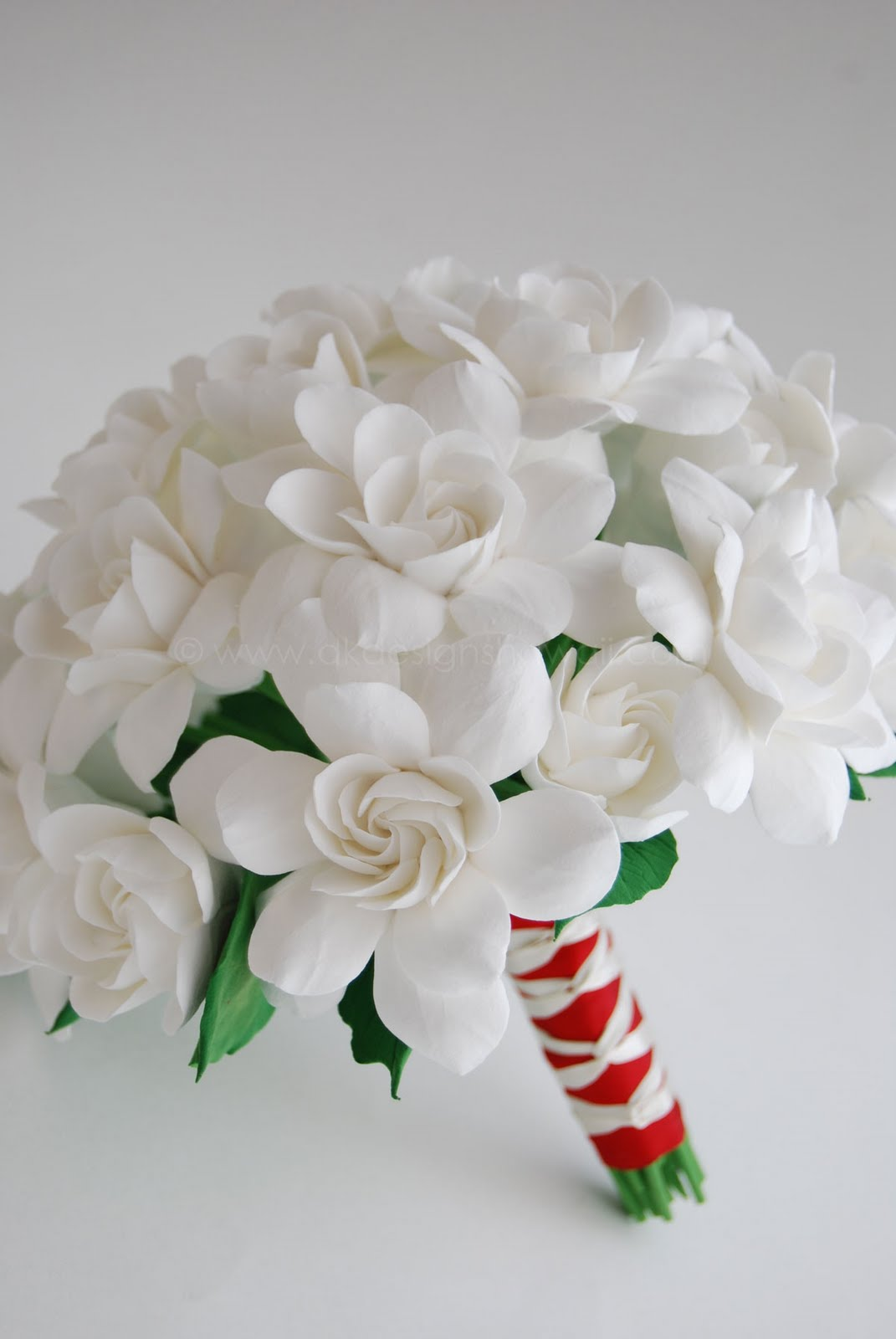 christmas wedding flower