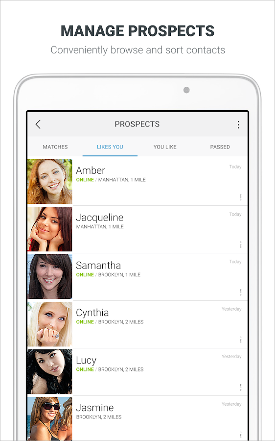 Clover Dating App Screenshot 7
