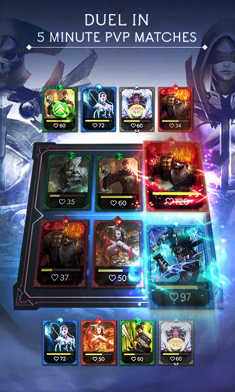 Deckstorm: Duel of Guardians Screenshot 0