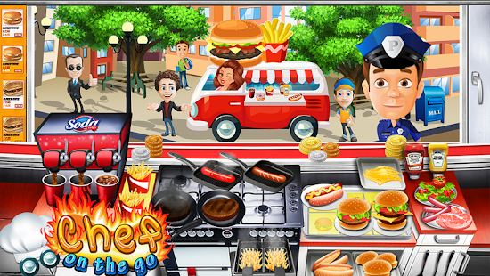 The Cooking Game- screenshot thumbnail