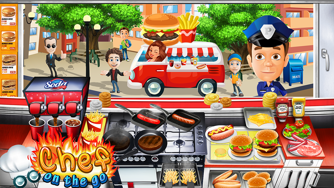 The Cooking Game Screenshot 4