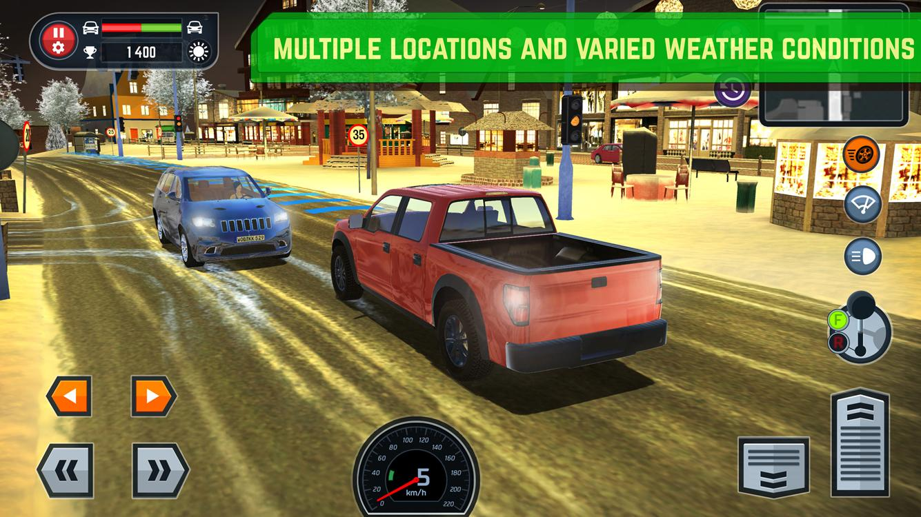 Car Driving School Simulator Screenshot 17