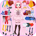 Game Cosplay Girls, Dress Up Game APK for Kindle