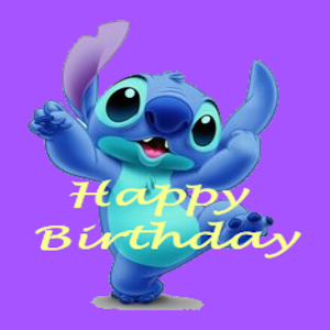Happy Birthday Stitch Android Apps On Google Play