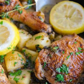 Quick Chicken In White Wine Sauce Recipes
