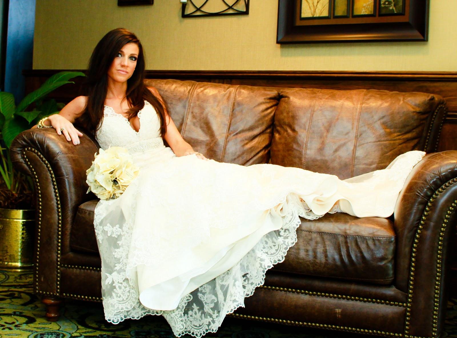 pre wedding bouquet