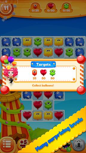 Balloon Mesh - screenshot