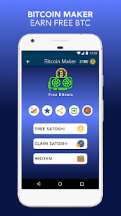 Bitcoin Maker - Earn BTC
