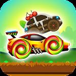 Sweet Candy Racing Icon