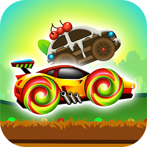 Best candy racing game for kids! APK Icon