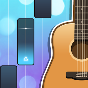 GuitarHolic: the Music Tiles For PC / Windows 7/8/10 / Mac – Free Download