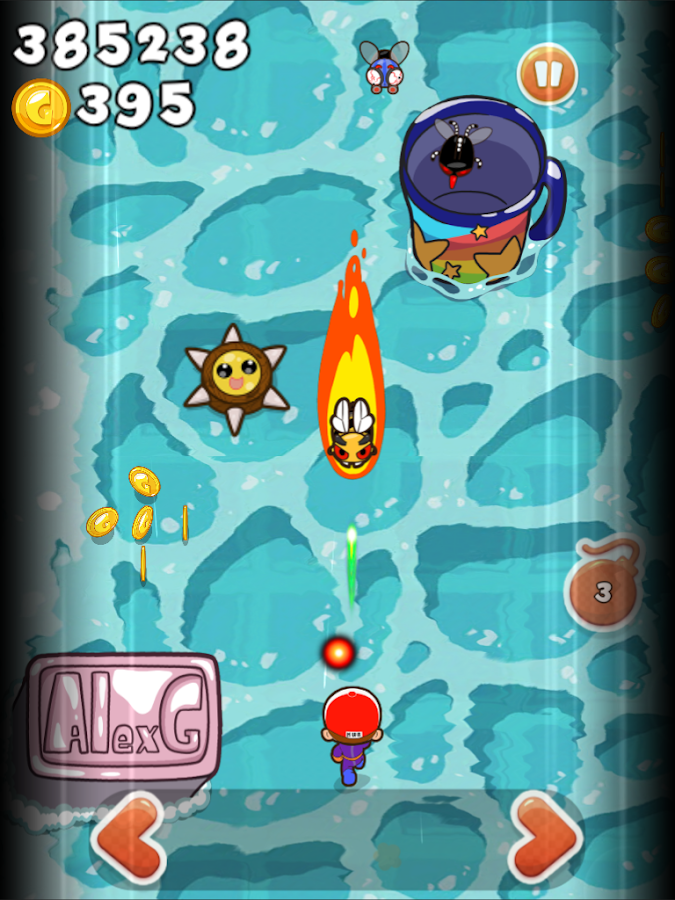 AlexG Infinity - Shoot 'Em Up Screenshot 8