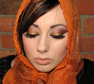 Shades - Arabic Eye Makeup